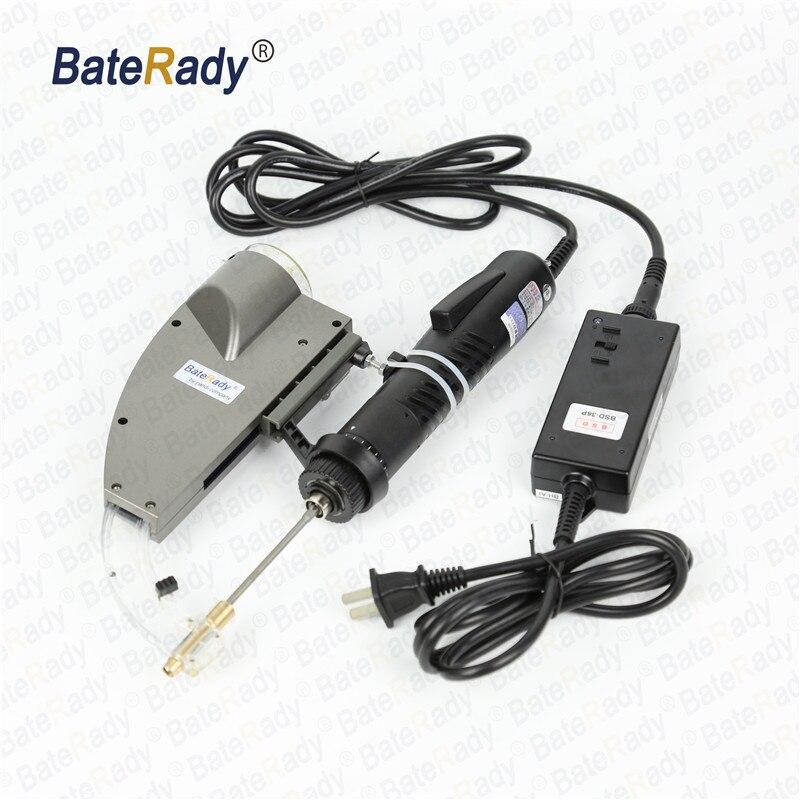 цена на SG1.7/2.0/2.3/2.5/3.0 BateRady Precision automatic screw feeder,high quality automatic screw dispenser(Color random)