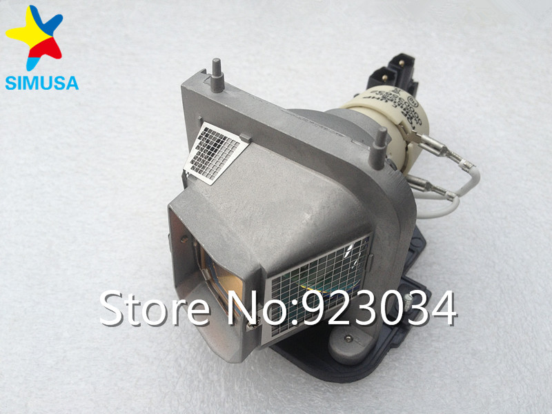 projector lamp 311-8943 / 725-10120 for  DELL 1209S/1409X/1609WX Original lamp with housing  Free shipping 311 8943 725 10120 uhp 190 160w original projector lamp module for d ell 1209s 1409x 1510x 1609wx 1609x 1609hd