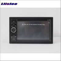 Liisleeวิทยุรถยนต์มิตซูบิชิGrandis 2003 ~ 2011วิดีโอสเตอริโอซีดีดีวีดีGPS NAV Naviแผนที่นำทางS100ระบบมัลติมีเดี