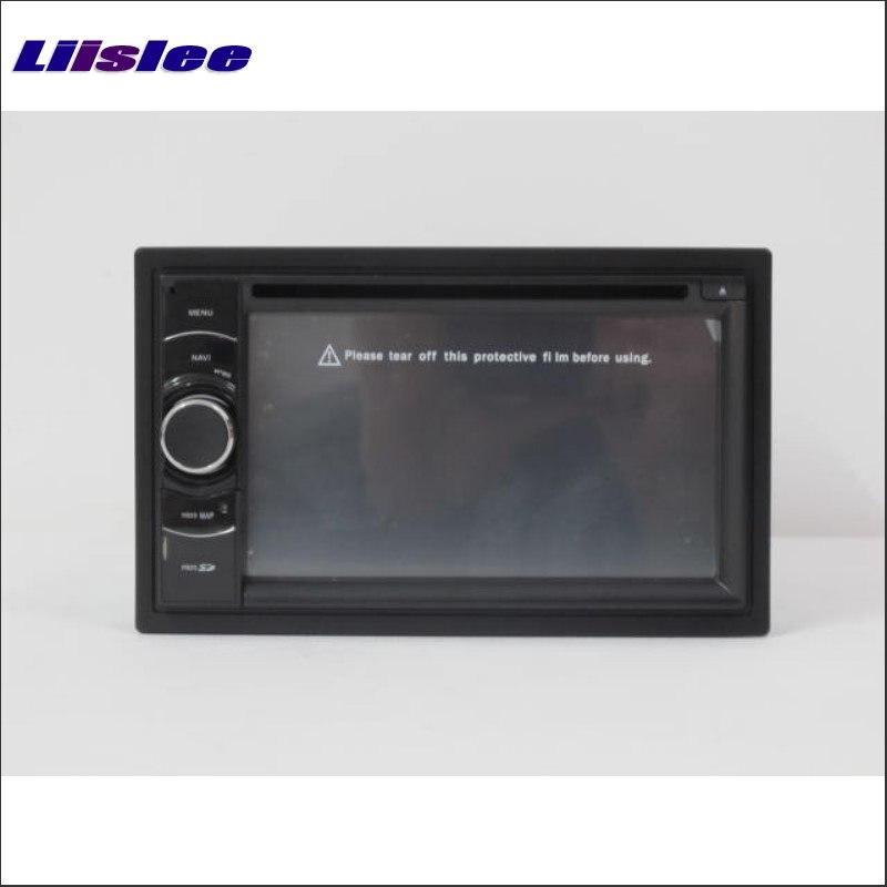 Liislee Autoradio Voor Mitsubishi Grandis 2003 ~ 2011 Video Stereo CD - Auto-elektronica