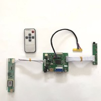 RTD2660 HDMI VGA AV LCD Controller Board For B154EW01 B154EW02 B154EW03 B154EW04 B154EW08 1280x800 CCFL LVDS