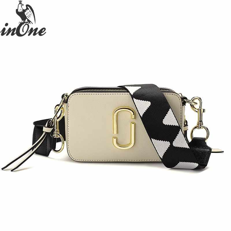 7046da7a3ae4 ... INONE Luxury Bags for Women 2019 Vegan PU Leather Crossbody Messenger  Shoulder Bag with Two Straps ...