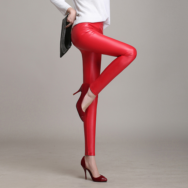 Think, Nude women in leather pants good