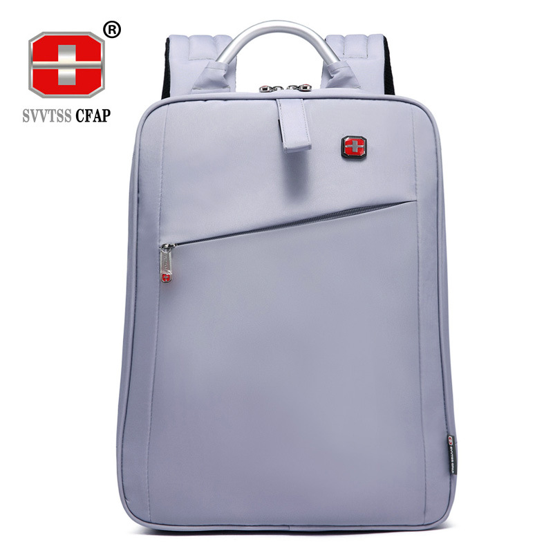 Brand 13.3 14 inch waterproof backpack Laptop mens High Quality notebook computer back pack male Casual daypack Back bag women pongwee nylon gray backpack waterproof men s back pack 15 6 inch laptop mochila high quality designer backpacks male escolar