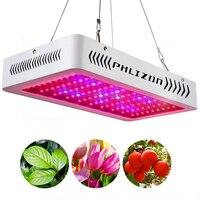 Phlizon 1500 W завод расти светодиодные полный спектр высокой мощности растут лампы для комнатных растений цветок выращиван