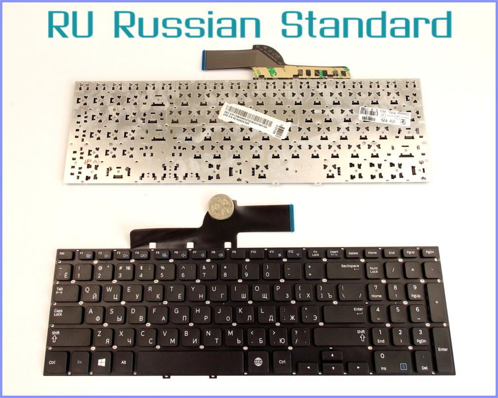 Russian RU Version Keyboard for Samsung 270E5U 270E5J 275e5e 270e5e 275E5V 270E5V Laptop Without Frame