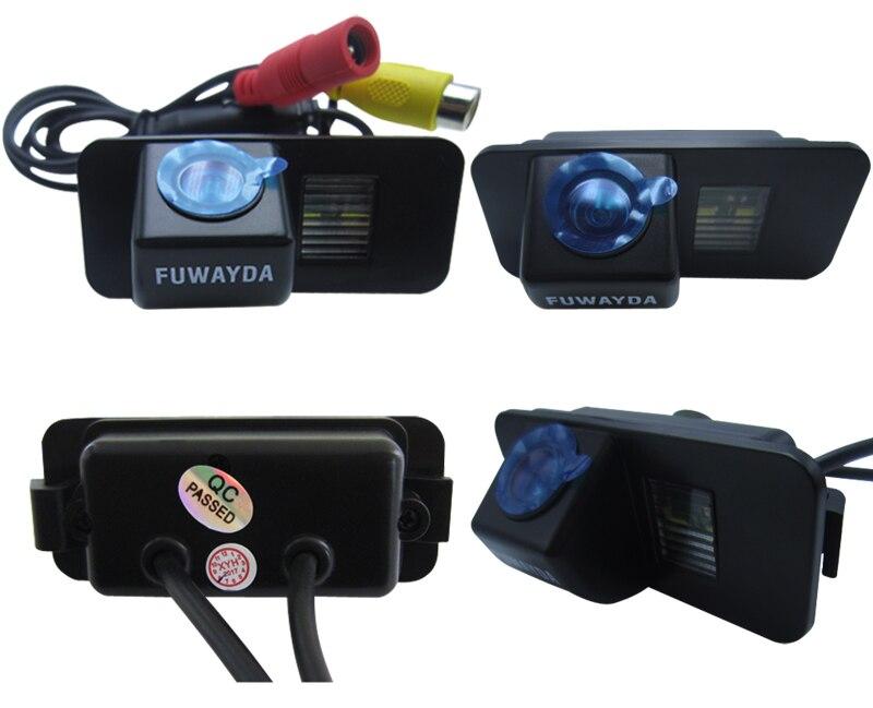 Car Rear view camera Parking Camera Color Night Version 170 Reverse Backup HD CCD Camera for Ford Mondeo Fiesta Focus S-Max KUGA