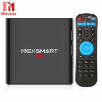 NEXSMART D32 Android 5 1 Quad Core Android Smart Tv Box 1G 8G Smart TV BOX
