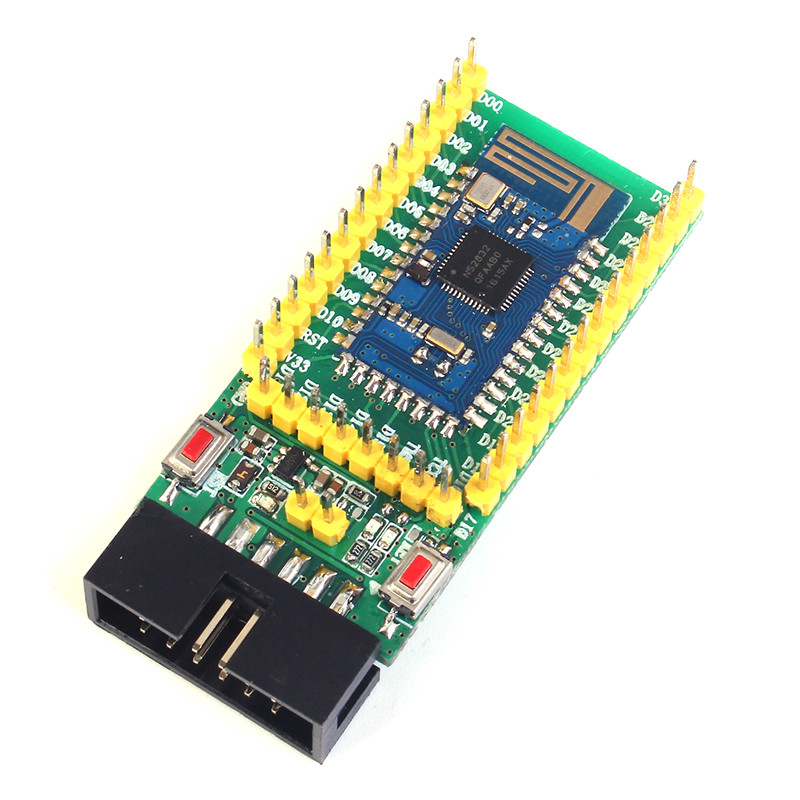 NRF52832 Mini Development Board Wireless Bluetooth Transceiver Module Gold Core Board