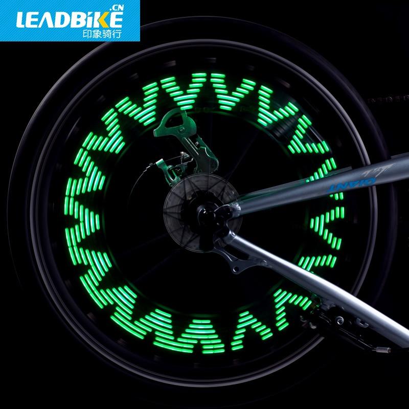 Leadbike Velosiped Aksesuarları Yeni 14 LED Motosiklet Velosiped - Velosiped sürün - Fotoqrafiya 3