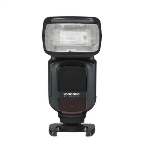 YONGNUO YN968EX-RT TTL Wireless Flash Speedlite with LED Light Compatible with YN-E3-RT\YN600EX-RT for Canon 600EX-RT\ST-E3-RT yongnuo yn600ex rt ii 2 4g wireless hss 1 8000s master ttl flash speedlite or yn e3 rt controller for canon 5d3 5d2 7d 6d 70d