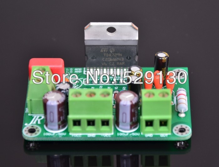 Mosfet 80 W Audio Power Amplifier Circuit Audiocircuit Circuit