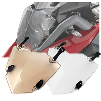 High Quality Polycarbonate Headlight Protector Cover For BMW R1200GS WC 13 ADV WC 14 Transparent R1200GS