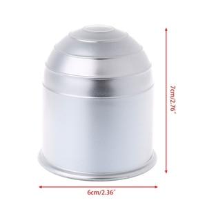 Image 3 - Universele 50mm Rubber Trekhaak Bal Cover Cap Towing Trekhaak Caravan Trailer Beschermen