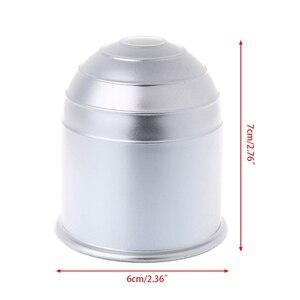 Image 3 - Uniwersalny 50mm gumowy zaczep kulowy haka holowniczego zaczep holowniczy przyczepa kempingowa Protect