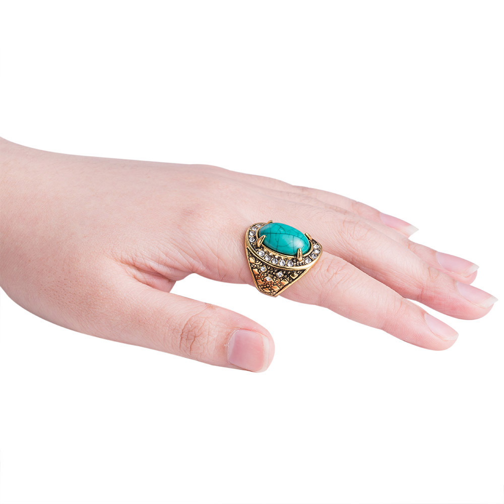 Turkish Indian Jewelry Vintage Look Antique Gold Color Cheap ...
