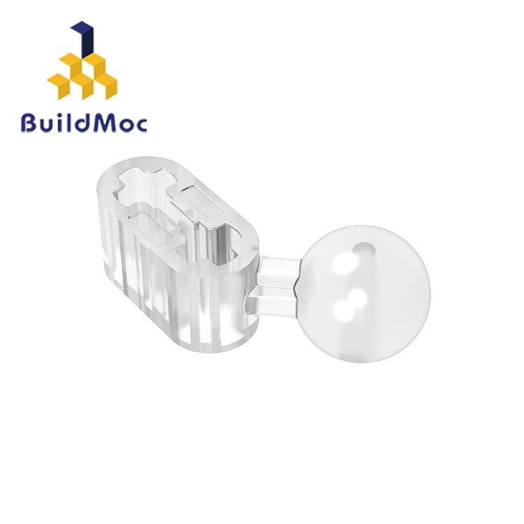 BuildMOC Compatible Assembles Particles 50923 1x2 For Building Blocks Parts DIY LOGO Educational Creative Gift Toys