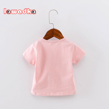 Baby's Bicycle Printed Cotton T-Shirt 3