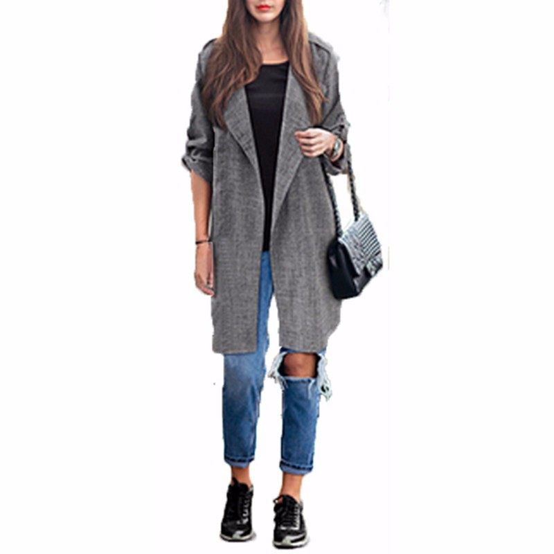 Pregnant Women Jackets Coats 2018 Casual Loose Spring Lapel Long Sleeve Maternity Clothings Plus Size Pregnancy Outerwear