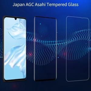 Image 3 - Original NILLKIN สำหรับ Huawei P30 Pro 9D DS + MAX โค้งโค้งเต็มรูปแบบกระจกนิรภัยสำหรับ Huawei Mate 20 pro