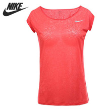 Original New Arrival 2016 NIKE Women's  T-shirts  short sleeve Sportswear