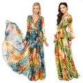 2017 Африканские Женская Одежда Халат Africaine Африканские Платья Для Женщин Для Одежды Настоящее Полиэстер Новая Мода Одежда