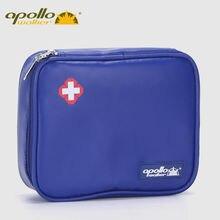 Apollo Caja refrigeradora de insulina portátil, bolsa de tamaño medio, aislante, para diabéticos, Estuche De Viaje, tela de nailon, bolsa de hielo de papel de aluminio