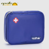 Apollo Insulin Cooler Box Middle Sized Bag Portable Insulated Diabetic Insulin Travel Case Nylon Fabric Aluminum