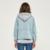 HEEGRAND Primavera Outono Inverno Com Capuz de Duas Peças Plus Size Feminina Jaqueta Jeans Calça Jeans Casaco Outerwear Jaquetas Mulheres WWJ061