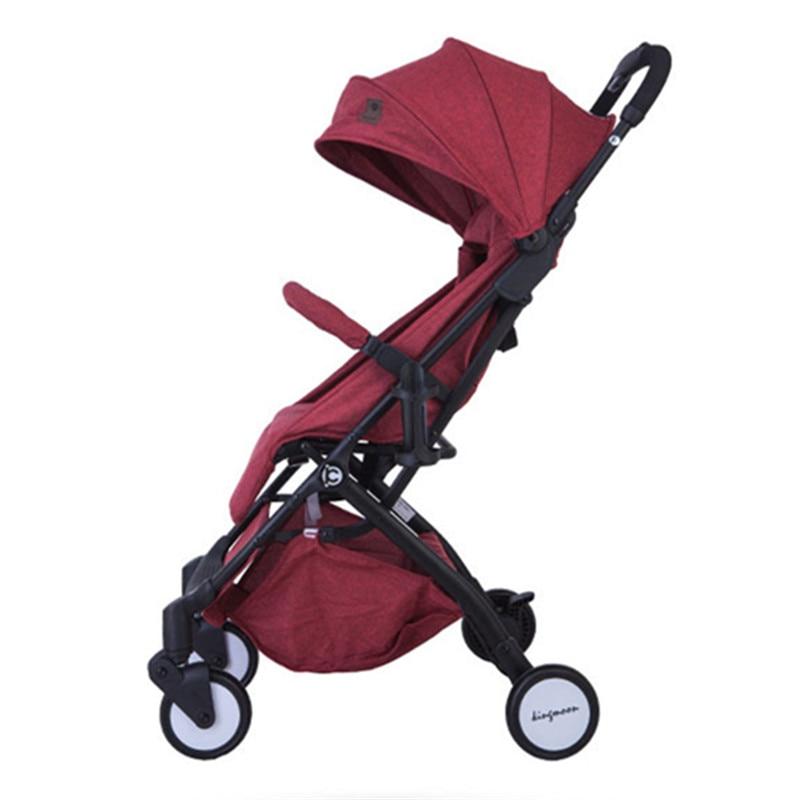 Baby Stroller Lightweight Kinderwagen Yoya Plus Travelling Baby Trolley Portable Pram bair lightweight baby stroller high position pram trolley