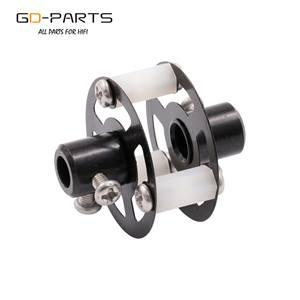 Image 5 - GD PARTS 1 pc 6mm 전위차계 샤프트 익스텐더 긴 알루미늄 attentuator 막대 확장 빈티지 오디오 diy