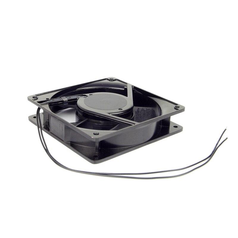 ALSEYE AC 220 / 240V 120mm Ventilador Marco de metal Ventilador de - Componentes informáticos - foto 6
