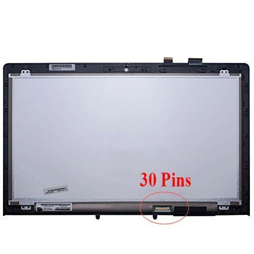 все цены на JIANGLUN 1920x1080 For ASUS Vivobook Q550 LCD Display Touch Digitizer Complete Assembly онлайн