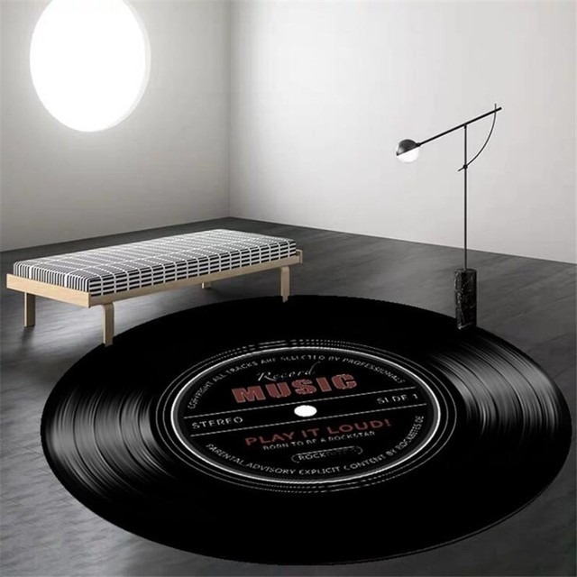 Retro Vinyl Record Wall Hangings 6