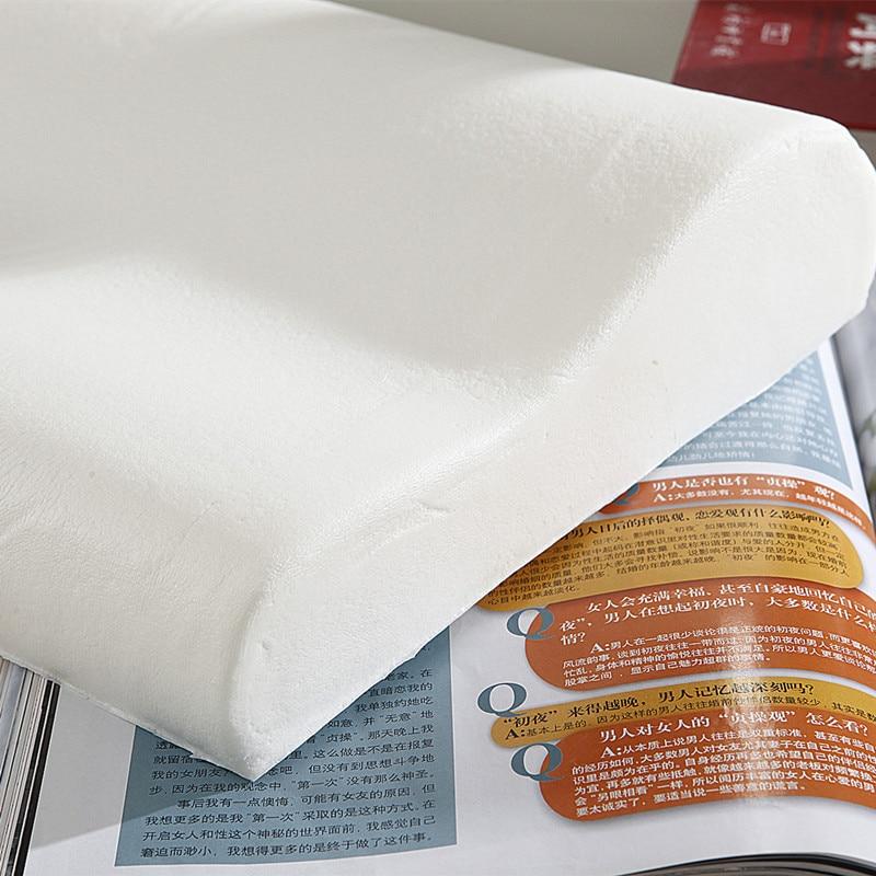 New Memory Memory Pillow Komfortowe poduszki na szyję do spania w - Tekstylia do domu - Zdjęcie 5