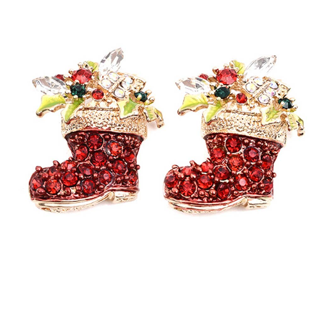 Boots Brooches Available Novelty Special Rhinestone Jewelry Hot Accessories Design