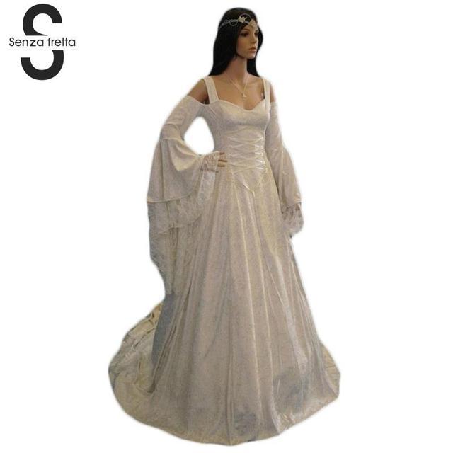 Georgian Victorian Gothic Dress Masquerade Ball Gown Reenactment Theatre Blue Dresses Renaissance Ball Gown Dress SYD0446