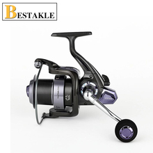 BESTACKLE 1000-9000 Series Spinning Fishing Reel  CNC Hanle Molinete Para Reels Moulinet Peche Olta Zew AP POWER