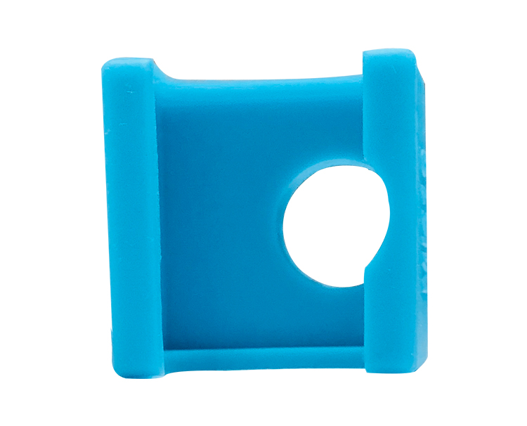 US $4 5 |MK10 Protective Silicone Sock Silicone Cover for CR 10, Ender 2/3,  CR 10S, CR 8 CR 7 Creality 3D Printer(Blue,Pink,Coffee Black)-in 3D