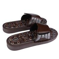 حذاء صندل القدم الصحة الرفلكسولوجي تدليك القدمين الأحذية المسنين منتجات الرعاية الصحية مدلك