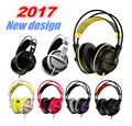 SteelSeries Siberia 200 Full-Size Gaming Headphone With Microphone For PC, Mac,Tablets, and Phones PRO Gaming Headset V2 upgrade