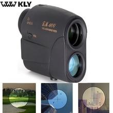 WWW KLY 6X24 600m Laser Rangefinder Golf Hunting Monocular Telescope Distance Meter Speed Tester