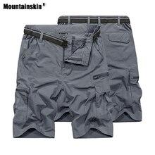 Горные мужские летние быстросохнущие походные шорты, водонепроницаемые тактические треккинговые мужские спортивные шорты VA451