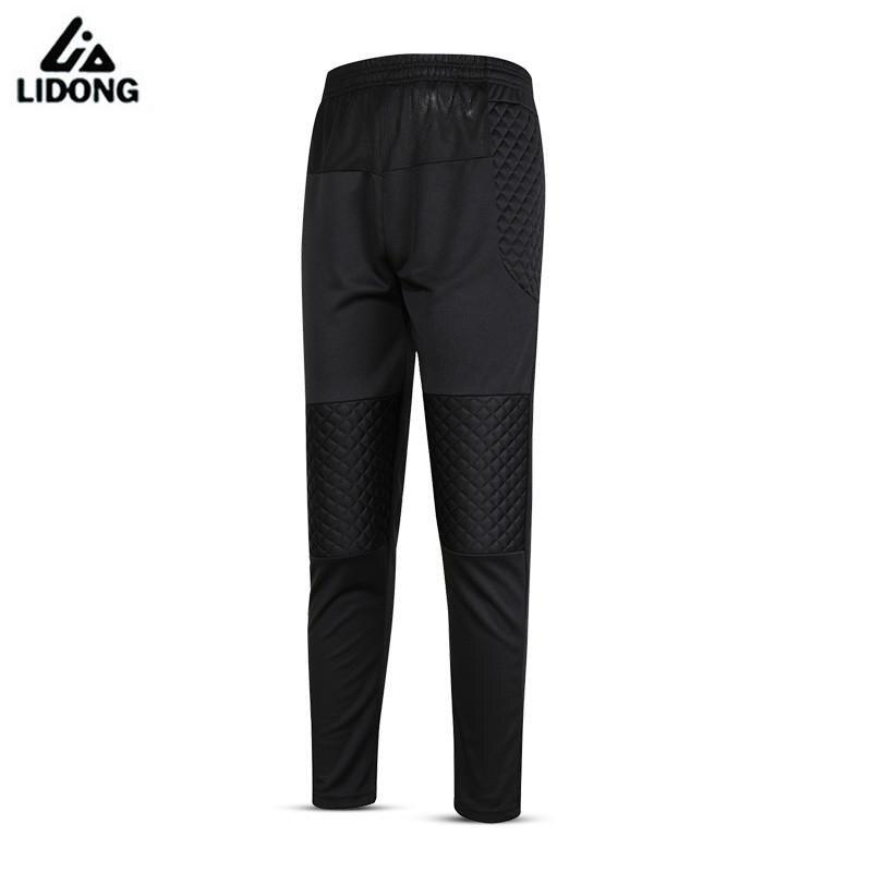 Men Survetement Football Goalkeeper Pants Soccer Training Tracksuit Pants Pantalon Chandal Futbol Goalie Protective Trousers