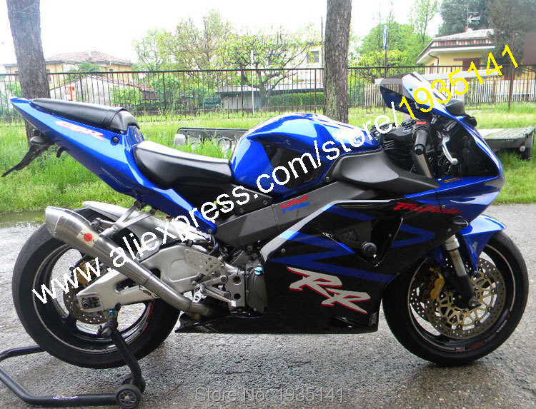 Hot Sales,For Honda CBR900RR 2002 2003 CBR900 CBR 954 RR 02 03 Blue Black Aftermarket Motorcycle Fairing (Injection molding) hot sales for honda cbr600rr 2003 2004 cbr 600rr 03 04 f5 cbr 600 rr blue black motorcycle cowl fairing kit injection molding