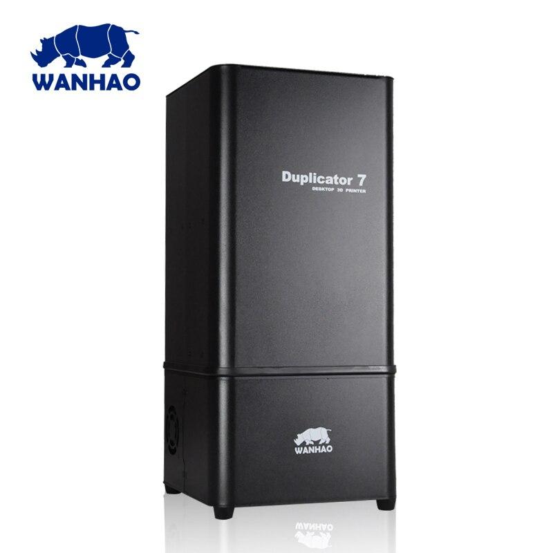 2017 Hot Sale Wanhao Duplicator 7 Desktop 3D Printer UV Resin DLP SLA 3D Printer Direct