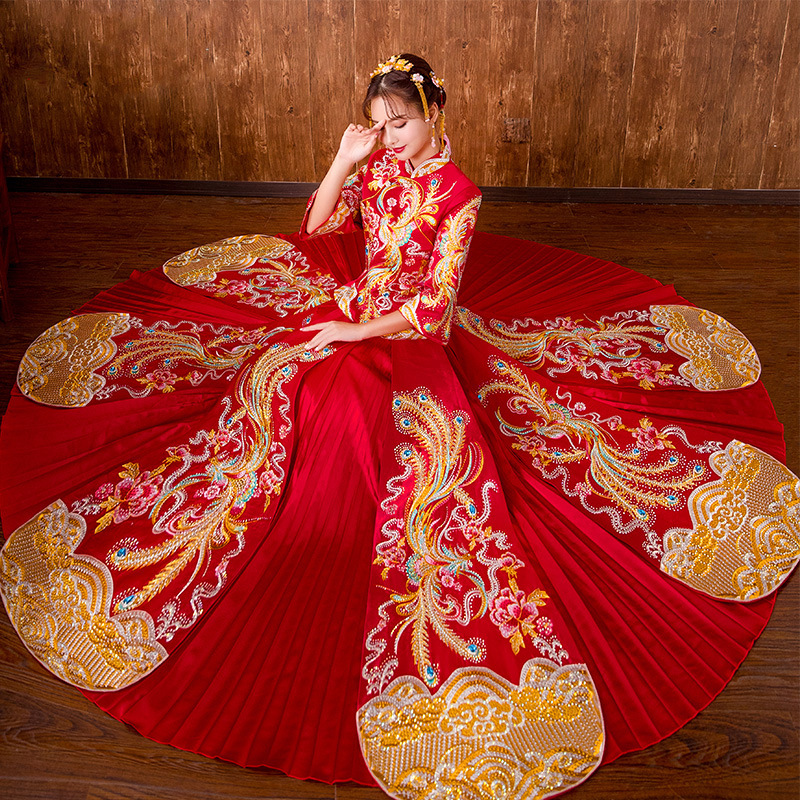 Oriental Style Dresses Chinese Antiques For Sale Qipao