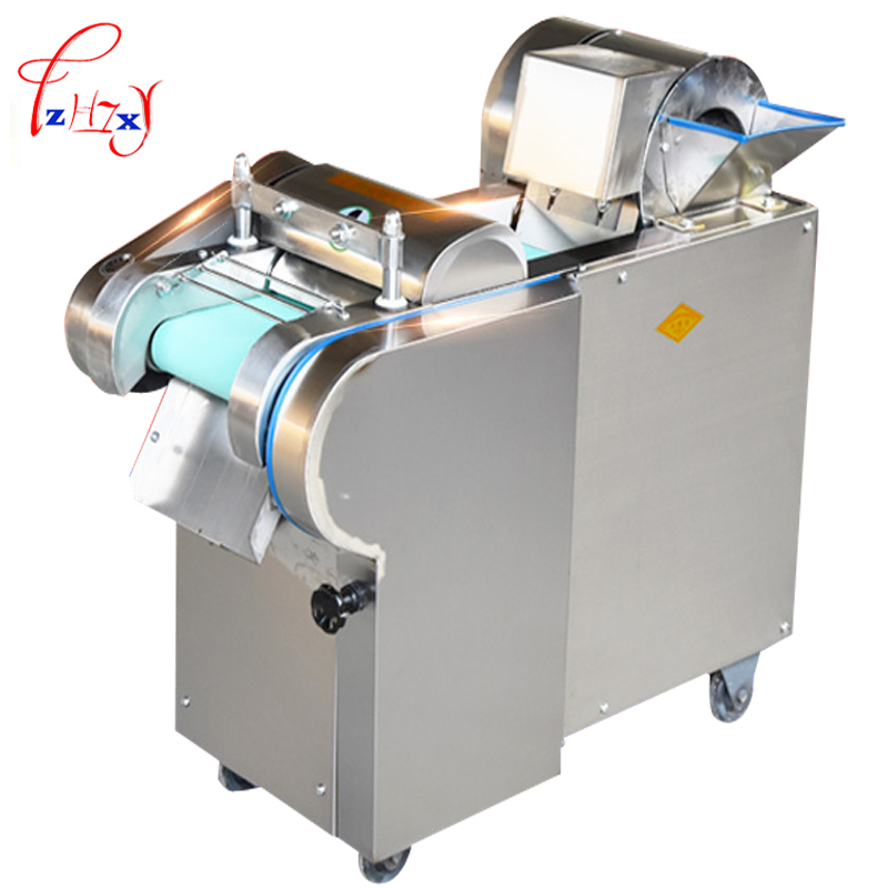 Commercial vegetable Slicer Onion Slicing potato Cutter Machine electric potato cutter carrots onions Cutting Machine 1pc
