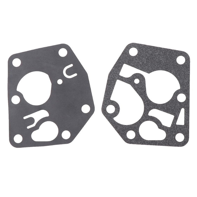 Free delivery 1 Set Carburetor Diaphragm Gasket Kit For Briggs&Stratton 495770 795083 5083H купить недорого в Москве