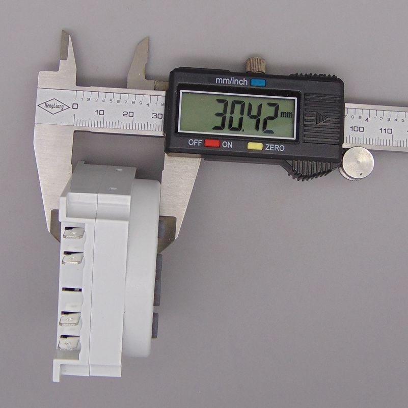 OKtimer CN101A AC 220 V 230 V 240 V Timer LCD digitale Timer - Strumenti di misura - Fotografia 6